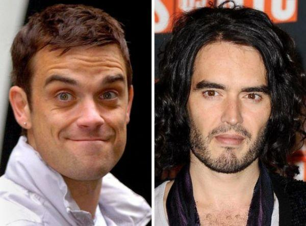 Angleterre – It's coming home version 2010 // Robbie Williams et Russell Brand