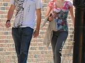 Emma Watson Roberto Agnillera dans rues New-York