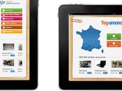 site Annonces débarque iPad