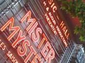 -M-. Mister Mystère Tour: Live Report