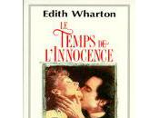 temps l'innocence Edith Wharton