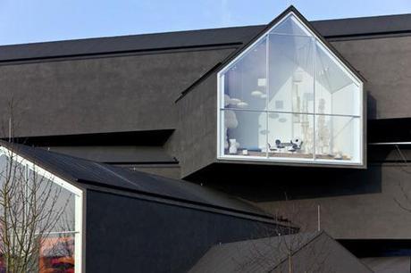Vitrahaus, utopie architecturale