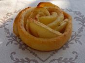 Tartelettes pommes façon rose sables...