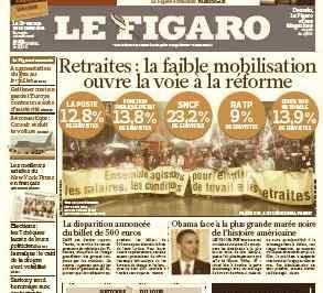 160ème semaine de Sarkofrance : comment Sarko a endormi les Français sur les retraites