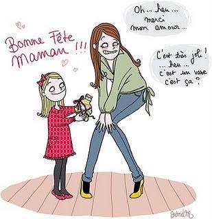 Et Bonne Fête Maman...
