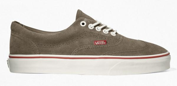 VANS CALIFORNIA – F/W 2010 COLLECTION – ERA WINGTIP – PART 2