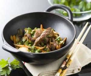 Le wok, une autre façon de faire la cuisine
