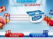 Fjord Gervita match dans frigo consommateur