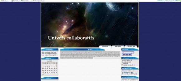 Univers collaboratifs
