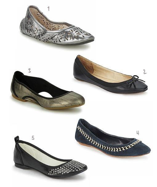 Wish-list # 5 : ballerines