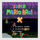 Le trailer de Super Mario Bros X