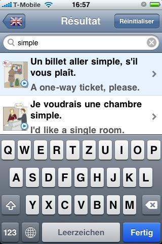[Test] Le traducteur de voyage, sur iPhone...