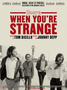 Critique cinéma: When you're Strange (The Doors)