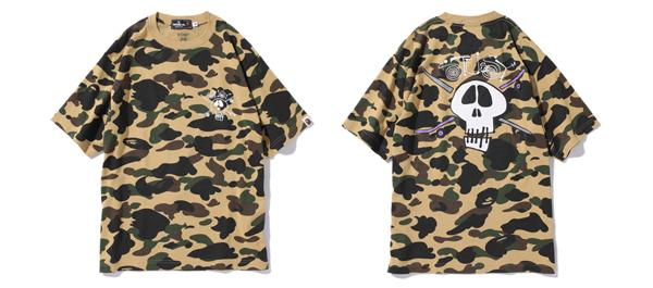 STUSSY 30 ANNIVERSARY X BAPE – 2010 CAMO COLLECTION