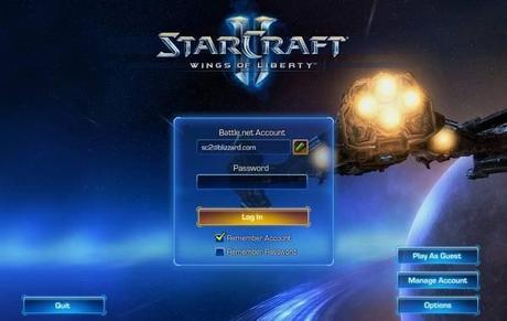 Bêta StarCraft II