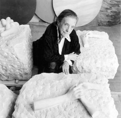 Louise Bourgeois 1911-2010