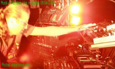 Musik4Machines : L'interview ..by Ctiguidoo