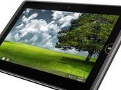 Asus route vers tablettes