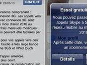 Skype iPhone, VoIp mobile