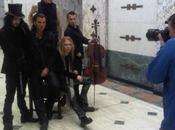 Nouvelles photos d'Apocalyptica avec Gavin Rossdale