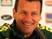 Dunga donne liste joueurs sélectionnés pour Brésil