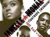 Audio: Janelle Monae Feat B.o.B Lupe Fiasco Tightrope wondamix