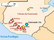 Volcan Pacaya, activité strombolienne, fait beaucoup dégâts, deux morts, trois disparus nombreux blessés Guatemala