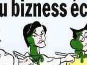 dossiers canard enchaîné écologie business