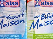 Ferments lactiques Alsa spécial yaourtière