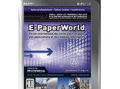 E-PaperWorld: premier passage Paris