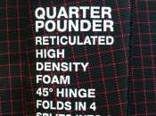 QUARTER POUNDER, crashpad multi-formes