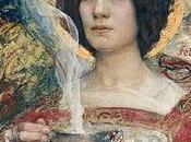 dernières fleurs symbolisme, Edgard Maxence
