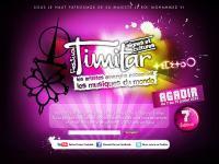 7e Festival Timitar d'Agadir avec le groupe Izenzaren et Julian Marley