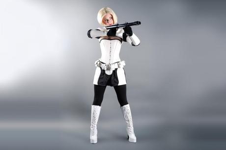 Costume Sexy Star war, pour les Femmes de Geek (qui ont un peu de sous)
