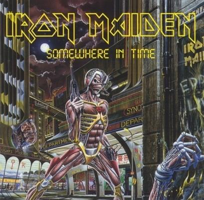 Iron Maiden #5-Somewhere In Time-1986