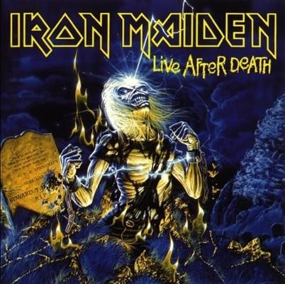 Iron Maiden #5-Live After Death-1985