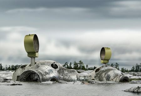 Spyfrost Project, la nouvelle exposition de David Trautrimas - 7