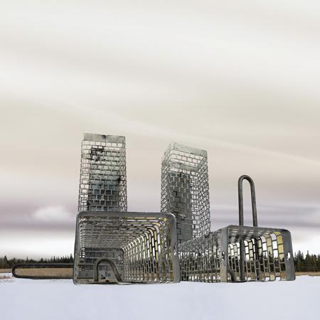 Spyfrost Project, la nouvelle exposition de David Trautrimas - 4