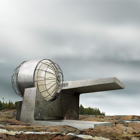 Spyfrost Project, la nouvelle exposition de David Trautrimas - 1
