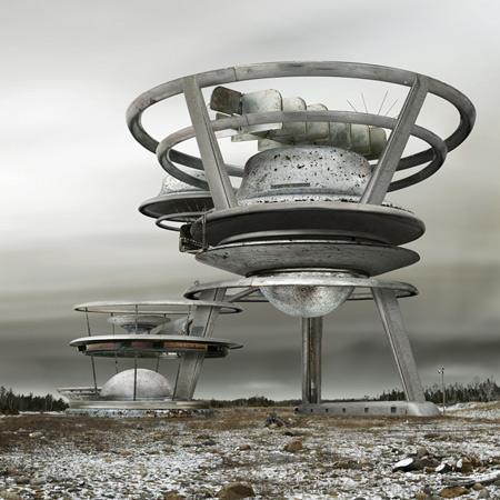 Spyfrost Project, la nouvelle exposition de David Trautrimas - 5