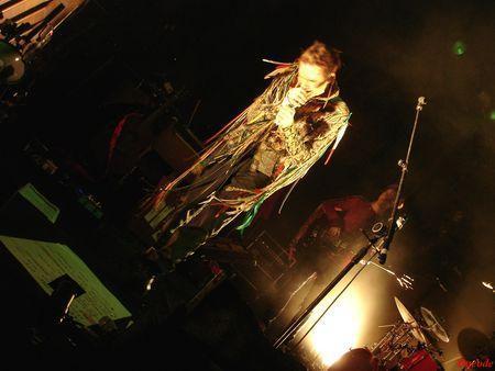 Jónsi (+Glasser) @ Bataclan (07/06/10)