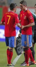 L'Espagne montre les muscles
