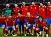 liste Espagnols pour Coupe Monde 2010