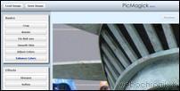Application en ligne gratuite pour retoucher des photos - PickMagic
