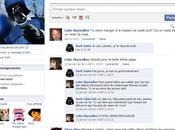 Dark Vador aussi page Facebook