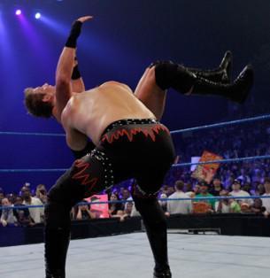 Kane interroge Jack Swagger