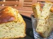 Cake olives-thym-citron
