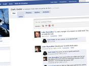 Dark Vador Facebook