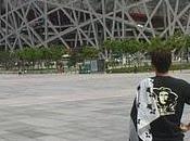 L'arrivée Beijing (Pekin)