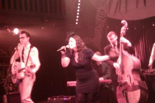Caro Emerald la nouvelle pin-up